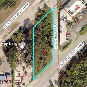 98790 Overseas Highway, Key Largo, FL 33037 (MLS #594856) :: KeyIsle Realty