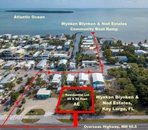 96361 Overseas Highway, Key Largo, FL 33037 (MLS #594978) :: Infinity Realty, LLC