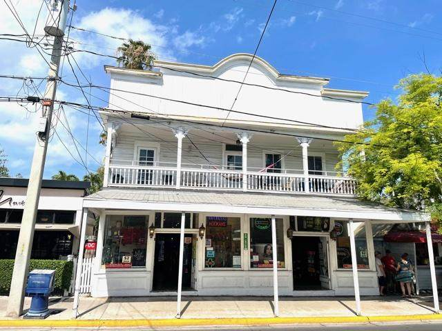 919 - 921 Duval Street, Key West, FL 33040 (MLS #595568) :: The Mullins Team