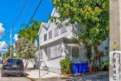 507 Frances Street, Key West, FL 33040 (MLS #597163) :: Brenda Donnelly Group