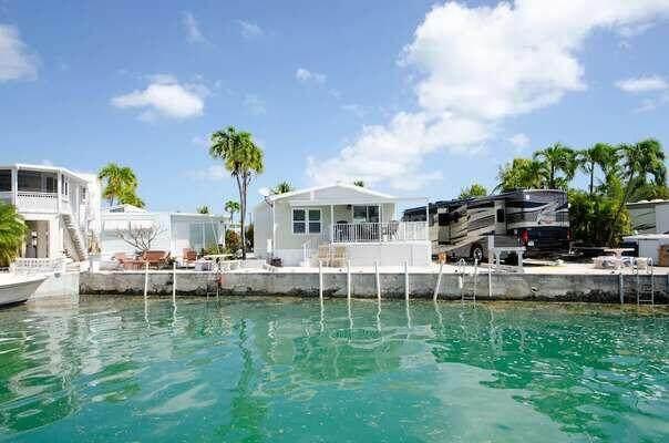 701 Spanish Main Drive #123, Cudjoe Key, FL 33042 (MLS #597590) :: Brenda Donnelly Group