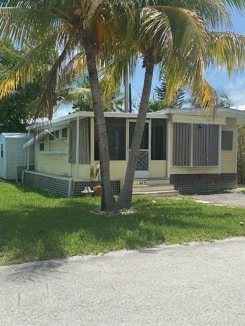 55 Boca Chica Road #449, Big Coppitt, FL 33040 (MLS #597757) :: Brenda Donnelly Group