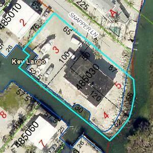 1002 Snapper Lane, Key Largo, FL 33037 (MLS #597825) :: Keys Island Team
