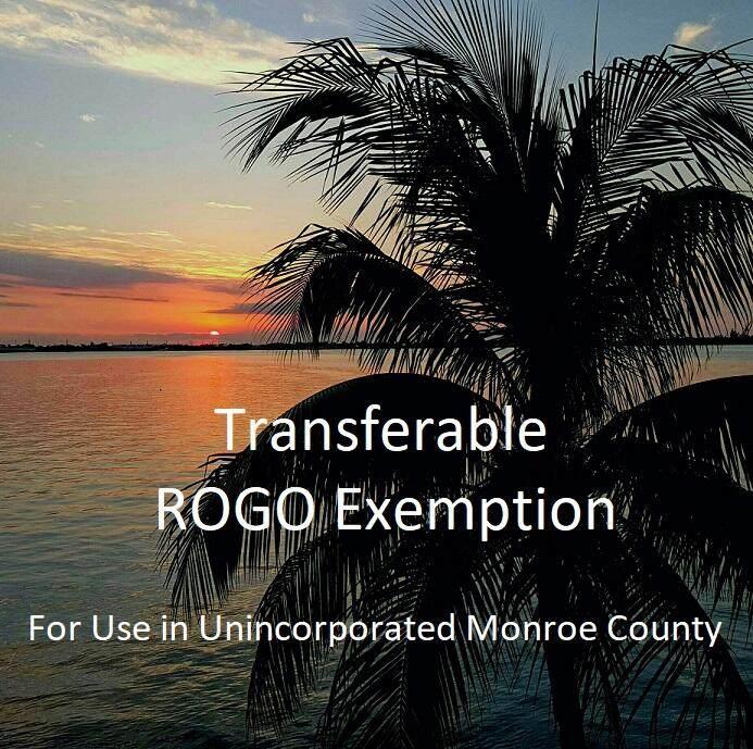 Transferable Rogo Exemption - Photo 1