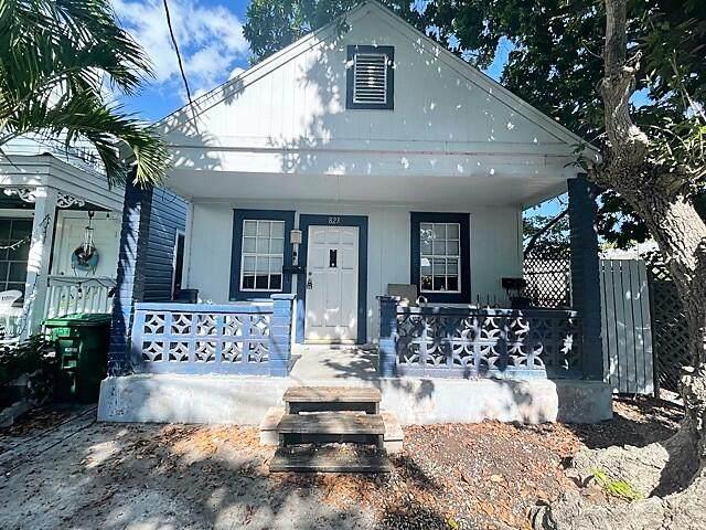 823 Terry Lane, Key West, FL 33040 (MLS #597991) :: Jimmy Lane Home Team