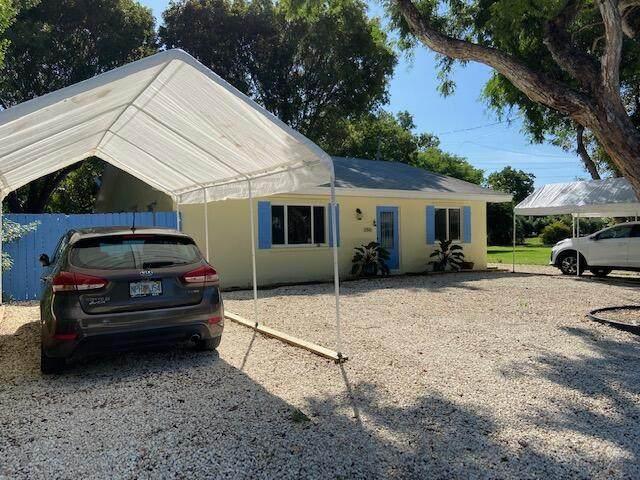 288 Gardenia Street, Upper Matecumbe Key Islamorada, FL 33070 (MLS #598182) :: The Mullins Team