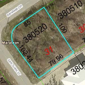 Lot 31 S Bahama Drive, Duck Key, FL 33050 (MLS #585759) :: Key West Luxury Real Estate Inc