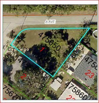 2 Ave A, Key Largo, FL 33037 (MLS #588366) :: Coastal Collection Real Estate Inc.