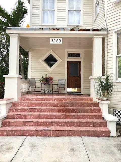 1220 Newton Street #1, Key West, FL 33040 (MLS #589887) :: Key West Luxury Real Estate Inc