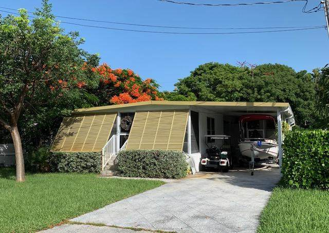 710 N Silver Circle, Key Largo, FL 33037 (MLS #591464) :: Brenda Donnelly Group