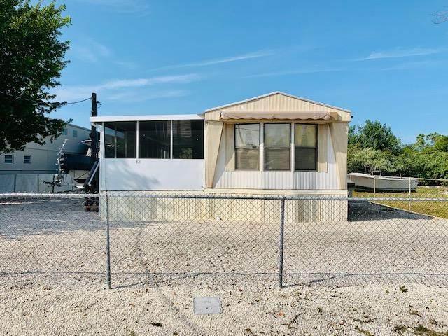 38 Cunningham Lane, Big Pine Key, FL 33043 (MLS #594210) :: Coastal Collection Real Estate Inc.