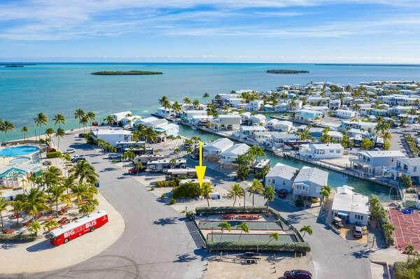 701 Spanish Main Drive #304, Cudjoe Key, FL 33042 (MLS #597363) :: Key West Luxury Real Estate Inc