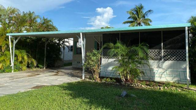 911 S Emerald Drive, Key Largo, FL 33037 (MLS #592812) :: Born to Sell the Keys