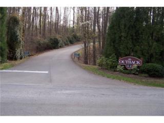 Lot 12 Outback Ridge Trail, Jasper, GA 30143 (MLS #5666378) :: North Atlanta Home Team