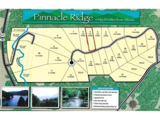 Lot 5 Pinnacle Ridge, Clayton, GA 30525 (MLS #5691986) :: North Atlanta Home Team