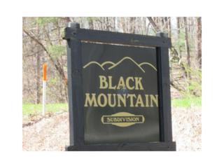 LOT 6 Black Mountain Road, Dahlonega, GA 30533 (MLS #5710009) :: North Atlanta Home Team