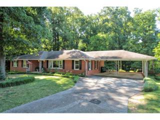 1463 Hearst Drive NE, Brookhaven, GA 30319 (MLS #5710281) :: North Atlanta Home Team