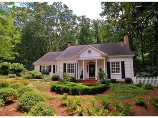 691 Dixon Drive, Gainesville, GA 30501 (MLS #5722928) :: North Atlanta Home Team