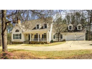 34 Johnston Row NW, Cartersville, GA 30121 (MLS #5731595) :: North Atlanta Home Team