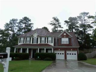 2600 Lake Commons Court, Snellville, GA 30078 (MLS #5745930) :: North Atlanta Home Team