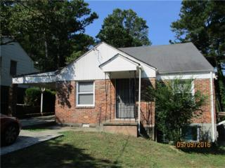 1307 Lorenzo Drive SW, Atlanta, GA 30310 (MLS #5747502) :: North Atlanta Home Team