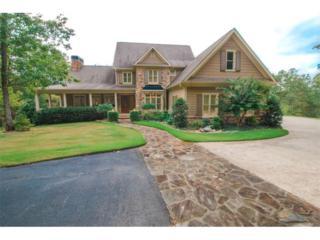 396 Winfield Bluff, Dawsonville, GA 30534 (MLS #5749117) :: North Atlanta Home Team