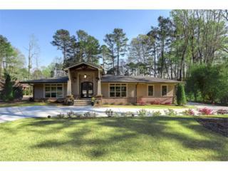 595 Spalding Drive, Sandy Springs, GA 30328 (MLS #5756061) :: North Atlanta Home Team