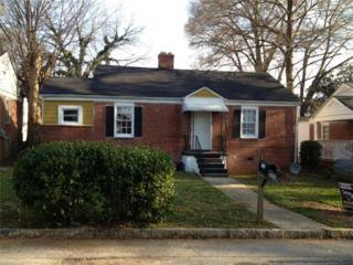 1327 Sharon Street NW, Atlanta, GA 30314 (MLS #5756676) :: North Atlanta Home Team