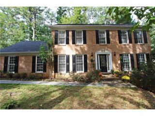 4695 Buckskin Trail, Lilburn, GA 30047 (MLS #5762825) :: North Atlanta Home Team