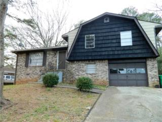 1442 High Meadow Drive, Stone Mountain, GA 30083 (MLS #5763147) :: North Atlanta Home Team