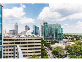 860 NE Peachtree Street #1001, Atlanta, GA 30308 (MLS #5763150) :: North Atlanta Home Team