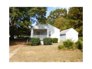 2210 Burroughs Avenue SE, Atlanta, GA 30315 (MLS #5765077) :: North Atlanta Home Team