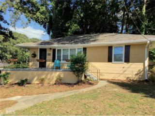 1864 Shadydale Avenue SE, Atlanta, GA 30315 (MLS #5766357) :: North Atlanta Home Team