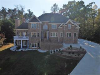 4111 Greyfield Bluff Drive, Gainesville, GA 30504 (MLS #5768757) :: North Atlanta Home Team