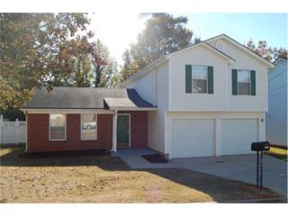 5913 Heritage Walk, Lithonia, GA 30058 (MLS #5774892) :: North Atlanta Home Team