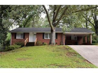798 Beverly Drive, Gainesville, GA 30501 (MLS #5778430) :: North Atlanta Home Team
