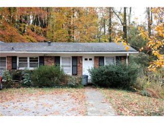 615 Glenforest Road, Atlanta, GA 30328 (MLS #5778457) :: North Atlanta Home Team