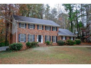 1516 Devonshire Way, Dunwoody, GA 30338 (MLS #5779331) :: North Atlanta Home Team