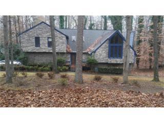 5858 Stonehaven Drive, Stone Mountain, GA 30087 (MLS #5782289) :: North Atlanta Home Team