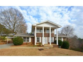 207 Woodland Circle, Calhoun, GA 30701 (MLS #5786421) :: North Atlanta Home Team