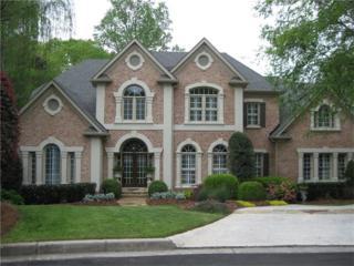 465 Verdi Lane, Sandy Springs, GA 30350 (MLS #5788256) :: North Atlanta Home Team