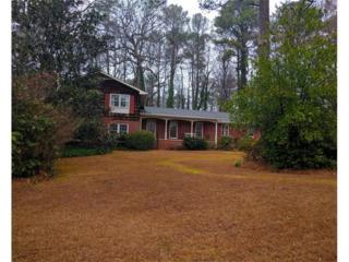 1194 Hampton Hall Drive NE, Brookhaven, GA 30319 (MLS #5788314) :: North Atlanta Home Team