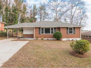 2888 Belvedere Lane, Decatur, GA 30032 (MLS #5789436) :: North Atlanta Home Team