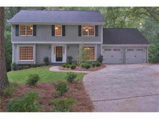 5395 W Bank Drive, Marietta, GA 30068 (MLS #5789928) :: North Atlanta Home Team