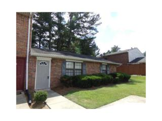 6354 Shannon Parkway 5D, Union City, GA 30291 (MLS #5790705) :: North Atlanta Home Team