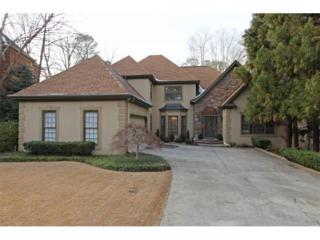 1593 Asheforde Drive, Marietta, GA 30068 (MLS #5792041) :: North Atlanta Home Team