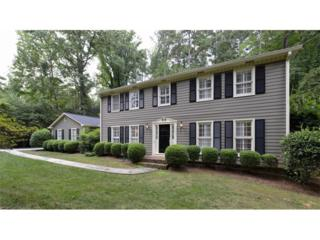 7285 Hunters Branch Drive, Sandy Springs, GA 30328 (MLS #5792069) :: North Atlanta Home Team