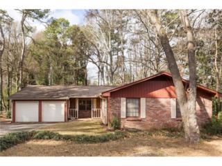 154 Cold Creek Drive, Alpharetta, GA 30009 (MLS #5792935) :: North Atlanta Home Team