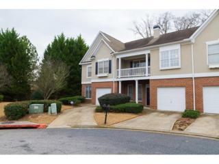 2542 Longcourt Circle #5, Smyrna, GA 30080 (MLS #5793046) :: North Atlanta Home Team
