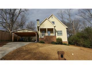 523 SW Ross Street SW, Atlanta, GA 30315 (MLS #5793183) :: North Atlanta Home Team